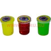 Лизуны цветные E-02 с глазом 48 шт/уп (576 шт/кор) цена за коробку