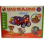 Конструктор магнитный Mag-Biulding 36 шт (24 шт/кор)