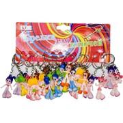 Брелок (KL-224) куколки, цена за 120 шт (2400 шт/кор)