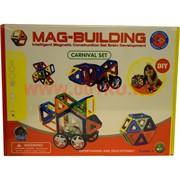 Конструктор магнитный Mag-Biulding 48 шт (24 шт/кор)