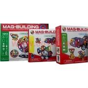Конструктор магнитный Mag-Biulding 72 шт (12 шт/кор)