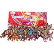 Брелок (KL-628) раки цветные, цена за 120 шт (2400 шт/кор)
