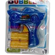 """Мыльные пузыри (MP-57) """"пистолет машина"""" цена за 96 шт (свет, звук)"""