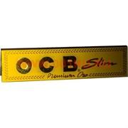 Бумага для самокруток OCB Slim