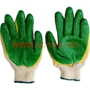 Перчатки рабочие прокрашенные №3