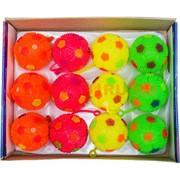 Мячик на резинке (YOYO-12) светящийся 70 мм, цена за 288 шт