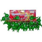 Брелок (KL-332) лягушка зеленая, цена за 120 шт (1200 шт/кор)