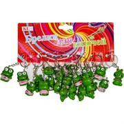 Брелок (KL-478) лягушка, цена за 120 шт (2400 шт/кор)