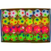 Мячик (YOYO-11) светящийся 65 мм, цена за 480 шт