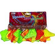 Брелок (KL-753) светоотражательный виды в ассортименте, цена за 120 шт (4800 шт/кор)