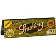 Бумага для самокруток Smoking Organic 60 шт