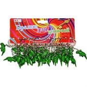 Брелок (KL-708) попугай зеленый, цена за 120 шт (3840 шт/кор)
