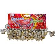 Брелок (KL-778) бабочка под кость, цена за 120 шт (2400 шт/кор)