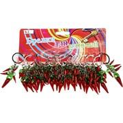 Брелок (KL-675) перцы, цена за 120 шт (1200 шт/кор)