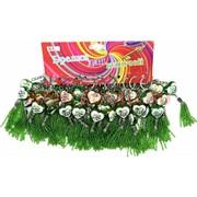 Брелок (KL-436) мусульманский «сердце», цена за 120 шт (1200 шт/кор)