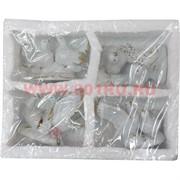 Голуби из фарфора 4в1 (разные модели), цена за упаковку