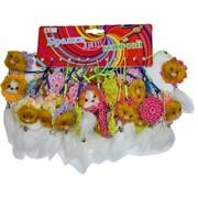 Подвеска (FM-48) на сотовый, сумочку «птички, собачки», цена за 120 шт (2400 шт/кор)