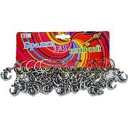 Брелок (KL-578) якорь маленький, цена за 120 шт (2400 шт/кор)