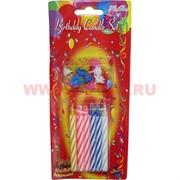 Свечи подарочные средние, цена за 24 шт