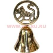 Колокольчик из латуни, знаки зодиака (Индия), цена за 12 шт