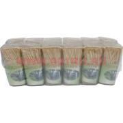 Зубочистки деревянные, цена за 12 упаковок