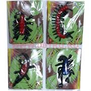 Лизуны животные миксом в упаковке, 60 шт/кор