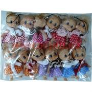 Кукла-подвеска на рюкзак, мобильный, цена за 12 штук, виды в ассортименте