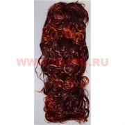 Парик красно-рыжий 55-60 см