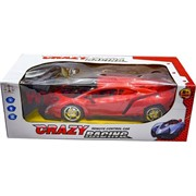 Машинка на радиоуправлении Crazy Racing