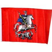 Флаг Москвы 90х135 см без древка 10 шт/бл (240 шт/кор)