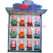 Свинка Пеппа игрушка заводная цена за 12 шт/уп