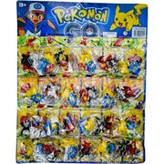 Игрушка Покемон 2 шт/уп, цена за набор из 24 упаковок