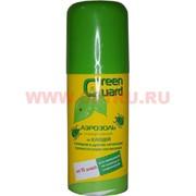 Аэрозоль Green Guard от клещей, комаров 100 мл