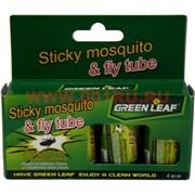 Липка лента для насекомых Green Leaf 4 шт