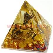 Карандашница (1003) Лошадь под бронзу (6 видов)