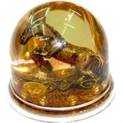 Карандашница (1007) круглая Лошадь под бронзу (6 видов)