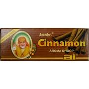 Благовония Ananda's Sai Darshan «Cinammona» 20 гр цена за 12 упаковок