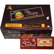 Благовония Ananda's Sai Darshan «Hindi Sandal» 20 гр цена за 12 упаковок
