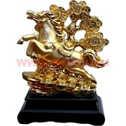 Фигурка Лошадь с денежным деревом 27 см