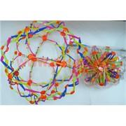 Раздвижной шар сетка большой, цена за коробку из 48 шт
