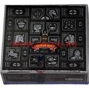 Благовония конусы Satya Super Hit цена за 12 упаковок
