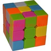 Игрушка Кубик Головоломка цветной 5,8 см