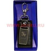 """Брелок """"знаки зодиака"""" (KL-510) Кожа + металл, цена за 12 штук"""