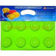 Силиконовая форма для выпечки (B-14) цена за коробку из 60 шт, цвета в ассортименте