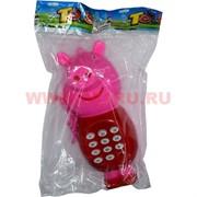 Телефон детский «Свинка Пеппа»