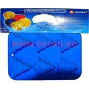 Силиконовая форма для выпечки (B-08) цена за коробку из 60 шт, цвета в ассортименте