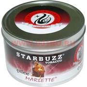 """Табак для кальяна оптом Starbuzz 100 гр """"Marlette"""" (марлет) USA"""