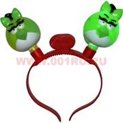 Ободок светящийся Angry Birds