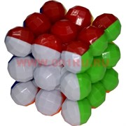 Игрушка головоломка Кубик из шариков
