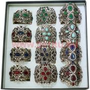 Браслеты индийские металлические в ассортименте